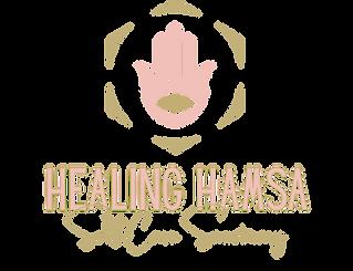 Final Logo_Healing Hamsa with gold outli