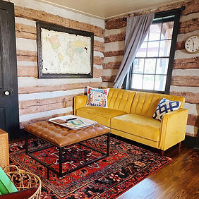 St. Charles MO Historic Cabin Vacation Rental Near Main Street Airbnb Superhost Camp Mill Pond