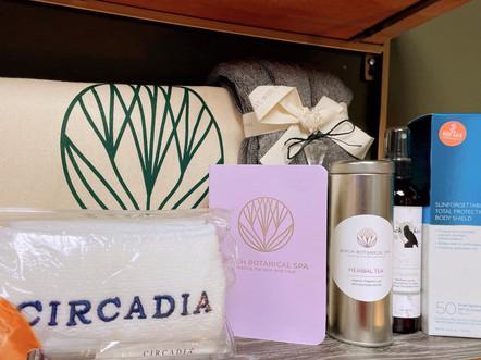 Summer Birch Botanical Spa Membership Box Kit St. Charles MO SPA Kit