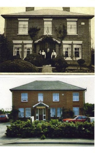 Rose Villa 1910