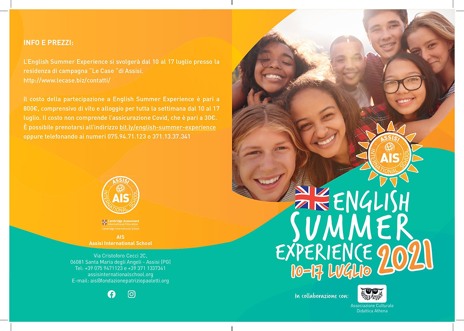 AIS english summer experience_brochure_S