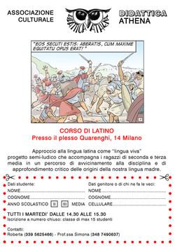 Progetto latino