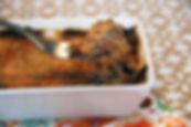 Parmentier de canard et patate douce