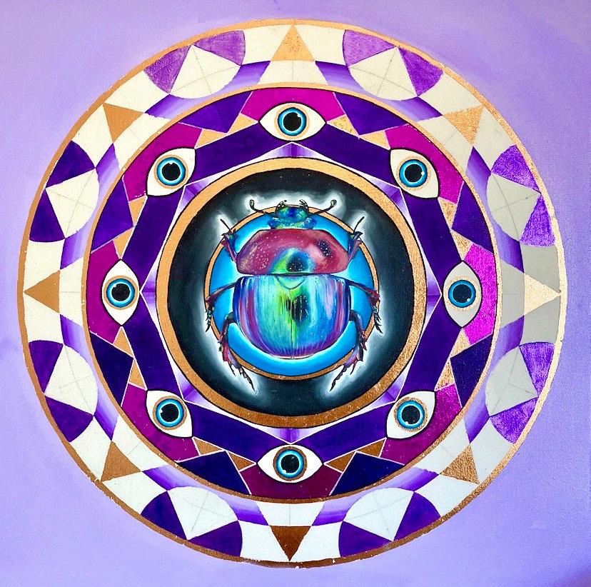 Violet Vibrations Unfinished (1).JPG