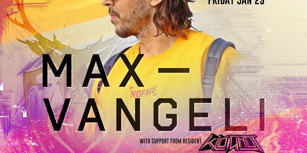 Max Vangeli LIVE @ Estate