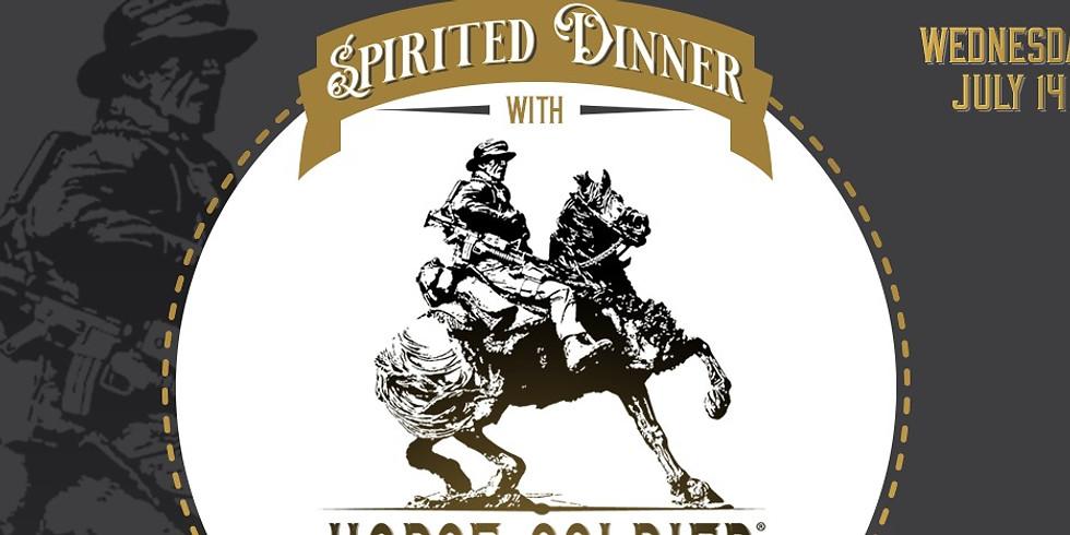 Spirited Dinner Series: Horse Soldier Bourbon
