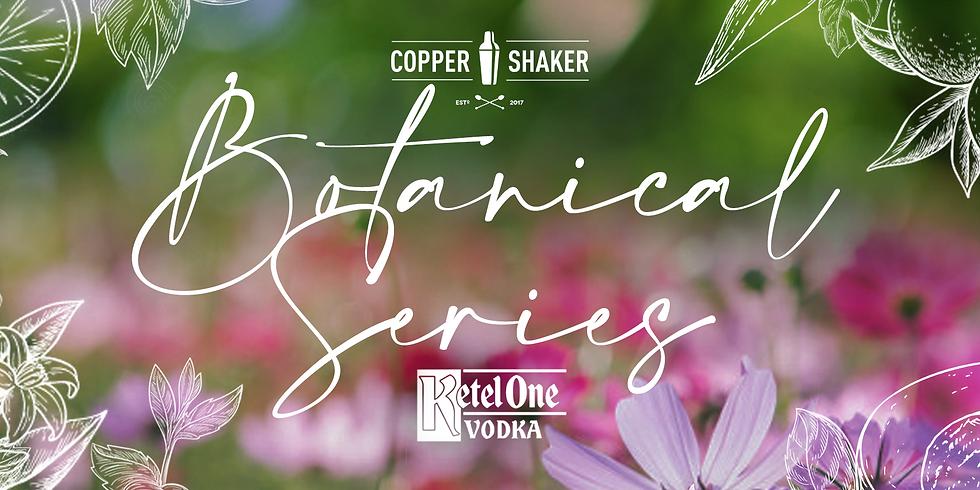Spirited Dinner Series: Ketel One Botanicals