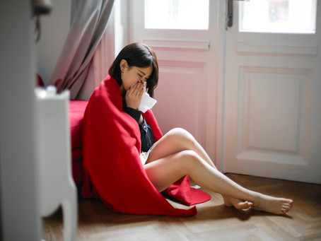 Les sinusites:systématiques pour vous pendant l'hiver?