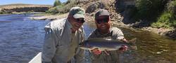 Craig's Biggest Fish-Green River