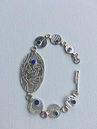 Blue Opal Poppy
