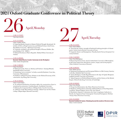 2021-Oxford-Graduate-Conference-in-Polit