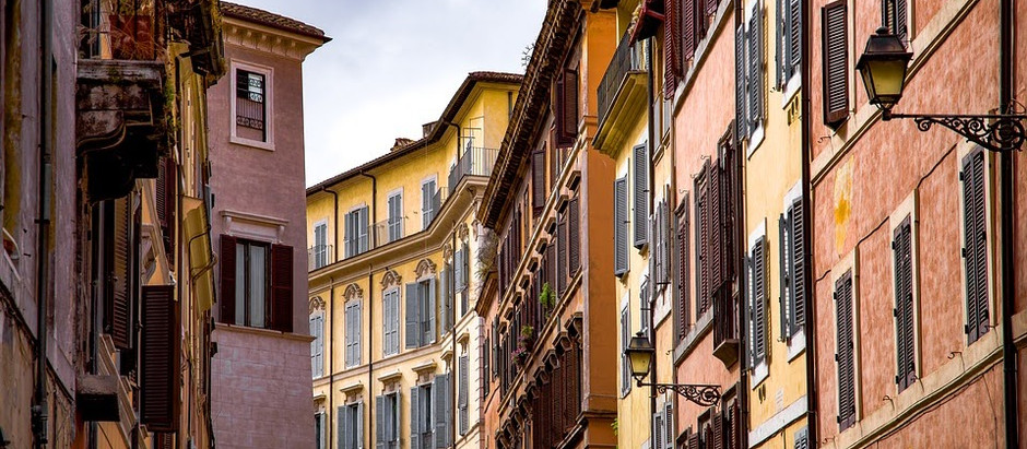 Casas na Itália por 1 euro: tudo o que você precisa saber!
