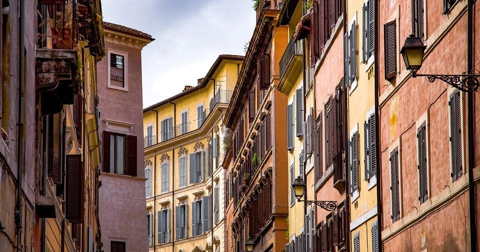 Residências na Itália