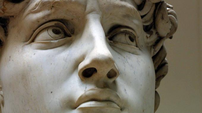 Escultura David de Michelangelo