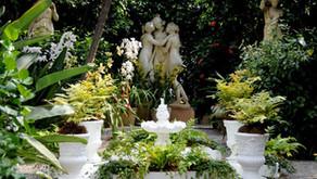 A magia dos jardins italianos
