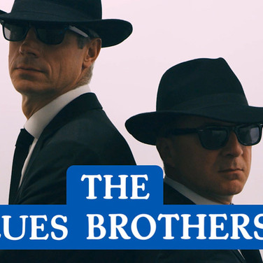 Clear Channel Blues Brothers