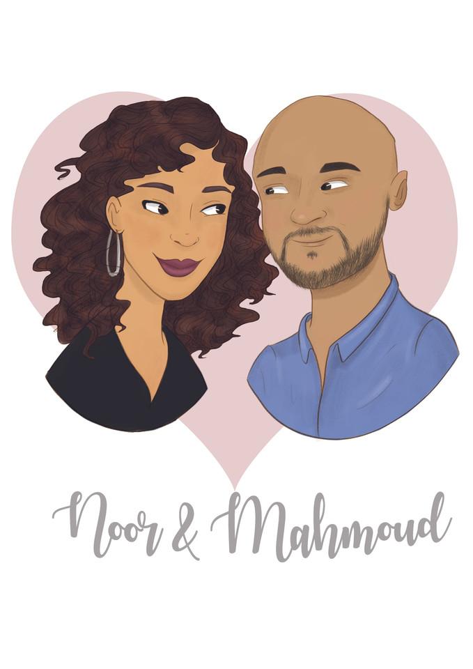 Noor & Mahmoud