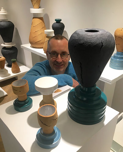 Emmanuel Chevrel ceramic sculpture