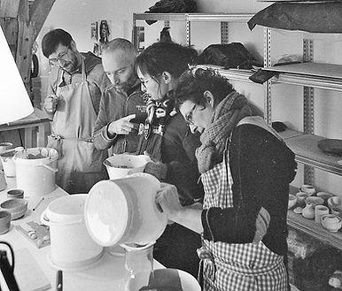 Cours de poterie Dijon