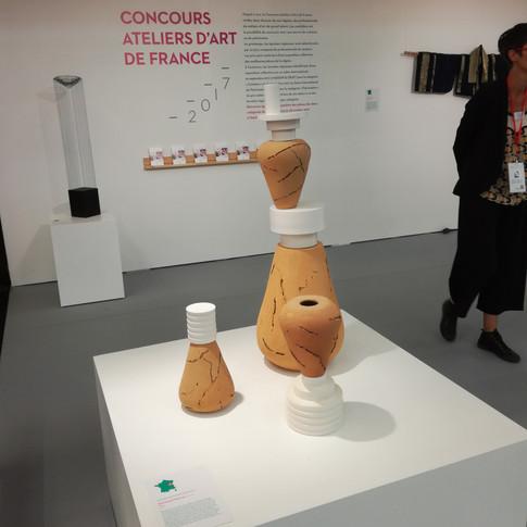 Concours Ateliers d'Art de France 2017 - PAris