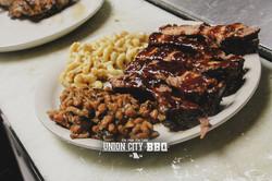 UnionCityBBQ-PlatedPresentation
