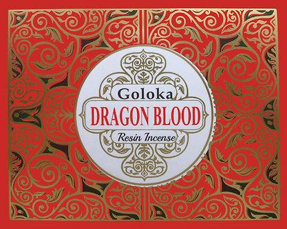 Sang de dragon - Encens résine Goloka 50g