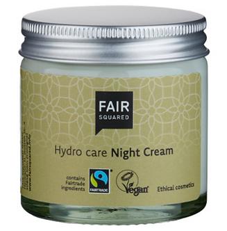Crème de nuit à l'argan - FAIR SQUARED
