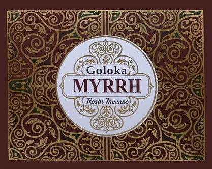 Myrrhe - Encens résine Goloka 30g