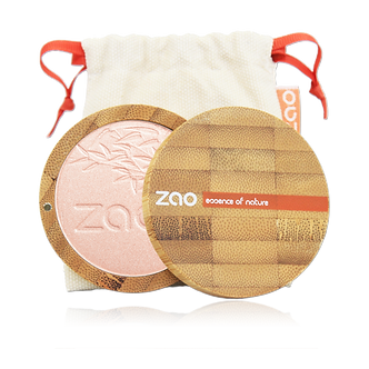 Highlighter Shine-Up Powder ZAO - Champagne Rosé