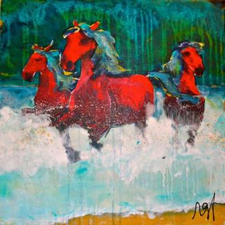 'Painted Ponies'