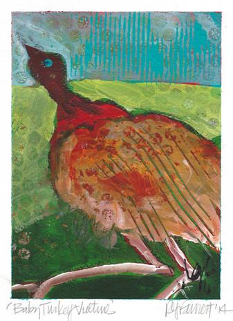 'Baby Turkey Vulture'
