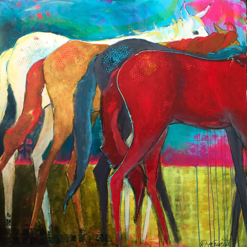 'Medicine Horses
