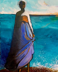 woman by the sea 16x20 - 1.jpg
