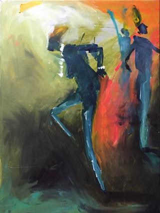 'Fire Dancer'