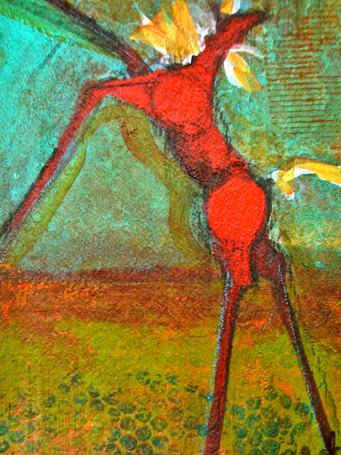'Painted Pony Joy'