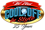 Cool Off in Style Logo