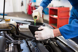 Car servicing at Loddon Motor Tec