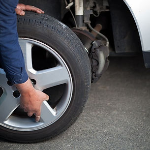 At Loddon Motor Tec, Norfolk, there is free fitting and balancing with tyre purchases