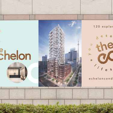 The Echelon: High Rise Condo Development