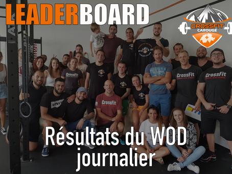 leaderboard !