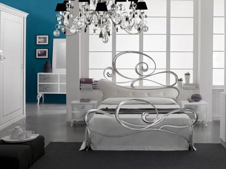 Camere da letto contemporanea