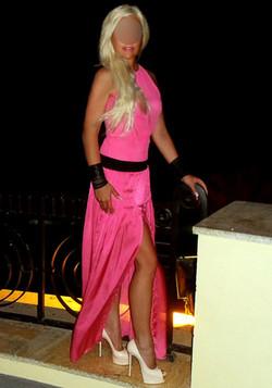 sexy hot blonde escort