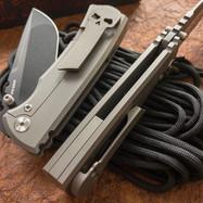 Titanium Frame Lock Folder
