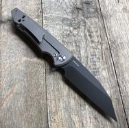 Signature Chaves Knives Skull Pocket Clip