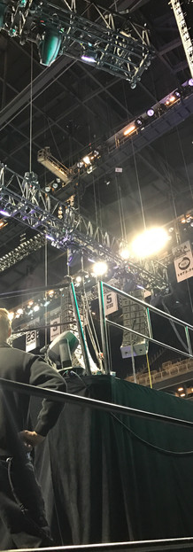 EVENT PRODUCTION AT BARCLAYS CENTER