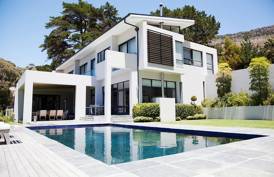 LEEDS Contemporary house