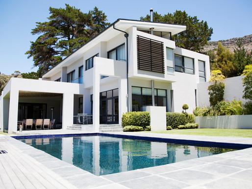 Comprar una casa con piscina
