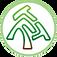 Circular ThreeFreeTrees logo