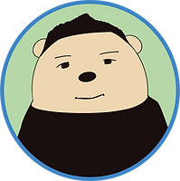 Austin Lee bear cartoon