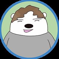 Joshua Helm bear cartoon